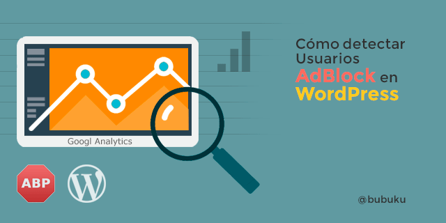 Detecta usuarios WordPress adblock